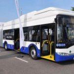 В Риге запустили троллейбусы на водородном топливе