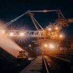 «Восточный порт» модернизировал систему электроосвещения