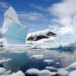 В Арктике осталось меньше третьей части льда от нормы