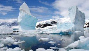ледник айсберг