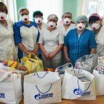 Волонтеры «Газпром энергосбыт Тюмень» передали «Белую ромашку» пациентам туберкулезного диспансера