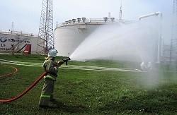 нефте хранилище пожврные