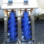 В Испании запустили безопасную для рыб электростанцию с гидро-винтами