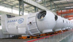 гондолла турбины ветряк