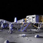 Япония построит на Луне топливный завод