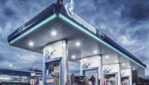 Газпром нефть АЗС
