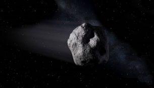 астеройд космос