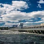 На Саратовской ГЭС  закрыли последний водосброс