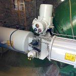 Электрогидравлический привод Rotork установили на гидроэлектростанции в горах испанского хребта