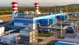 Грозненская ТЭС Газпром