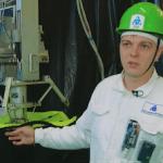 На Балаковской АЭС изобрели «зонтик-ловушку»