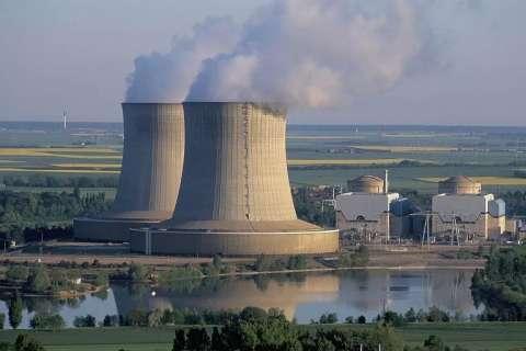 АЭС Франция
