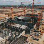 На стройплощадке Курской АЭС-2 забетонировали фундаментную плиту здания турбины энергоблока №2