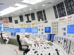диспетчерская АЭС