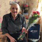 «Якутуголь» поздравляет ветеранов с Днем Великой Победы