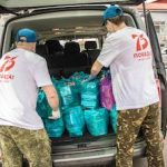 «Восточный порт» оказывает помощь ветеранам и многодетным семьям