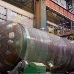 Петрозаводскмаш собрал гидроёмкости системы аварийного охлаждения зоны для Курской АЭС-2