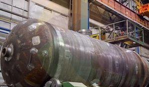 Петрозаводскмаш гидроёмкости системы аварийного охлаждения зоны (САОЗ)