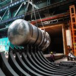 Атомэнергомаш сварил замыкающий шов на корпусе реактора для АЭС «Руппур»