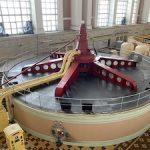 Рыбинская ГЭС заменит последний гидроагрегат