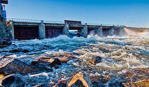 Мурманская ГЭС