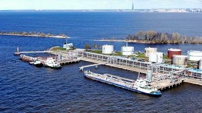 Петербургский нефтяной терминал