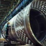 Атоммаш изготовил корпус внутрикорпусной шахты атомного реактора для АЭС «Руппур»