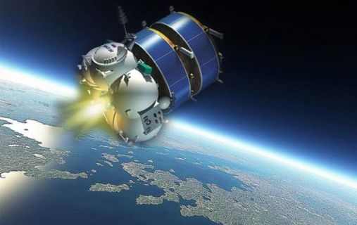 космос спутник