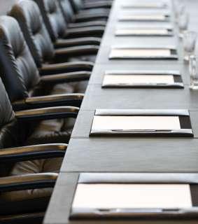 собрание акционеров стол