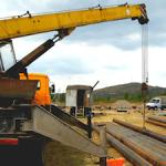 В Чебоксарском районе Чувашии запущен новый газопровод