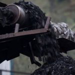 Во время карантина на Украине упала добыча угля