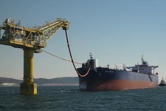 Zaliv Baikal танкер
