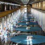 На Богучанском водохранилище сохраняется ледовый покров