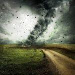 В Австралии около 50 тыс. домов лишились энергоснабжения из-за шторма