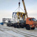 «Газпром недра» доставил по «зимникам» 65 тысяч тонн грузов на месторождения Ямала, Якутии и Приангарья