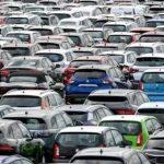На Украине резко сократился импорт авто