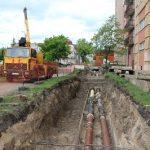 Филиал «Квадры» заменит 700 метров теплотрассы на улице Коммунальная в Липецке