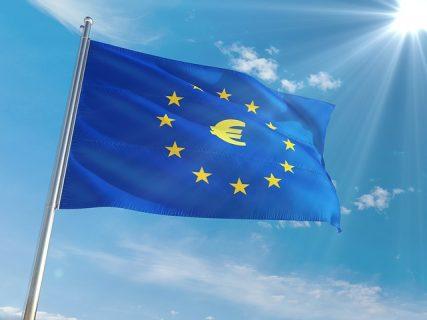 ЕС Евросоюз флаг