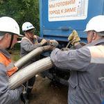 Износ теплосетей Кирово-Чепецка составляет 96%