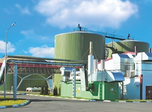 БГС «Лучки» биогаз