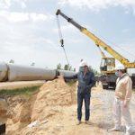 Запорожская атомная станция реконструирует тепломагистраль «АЭС – город»