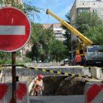 В Саратове во время опрессовок на тепломагистрали № 4 энергетики выявили 46 повреждений