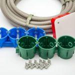 Монтаж электропроводки при ремонте в квартире – что для этого нужно и основные этапы работы