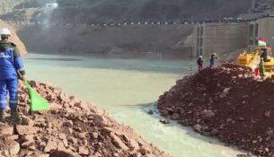 Рогунская ГЭС строительство