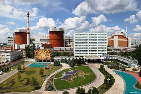 Южноукраинская АЭС