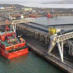 Угольный морской порт «Шахтерск» за 5 месяцев увеличил объемы отгрузки угля в 1.5 раза