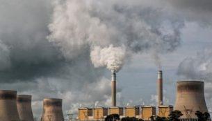 выбросы в атмосферу загрязнение