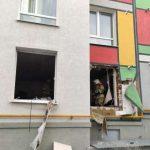 Мощный взрыв прогремел в гостинице в Геленджике