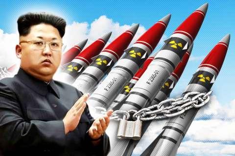 Китай разоружение Ким Чен Ын