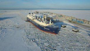 корабль газовоз